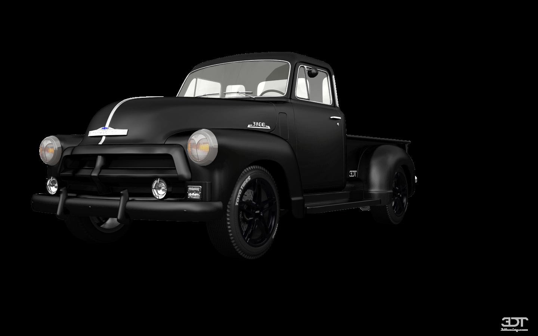 Chevrolet 3100 Pickup Truck 1954 tuning