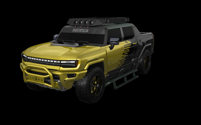 GMC Hummer EV'21