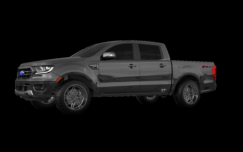 Ford Ranger 4 Door pickup truck 2019 tuning