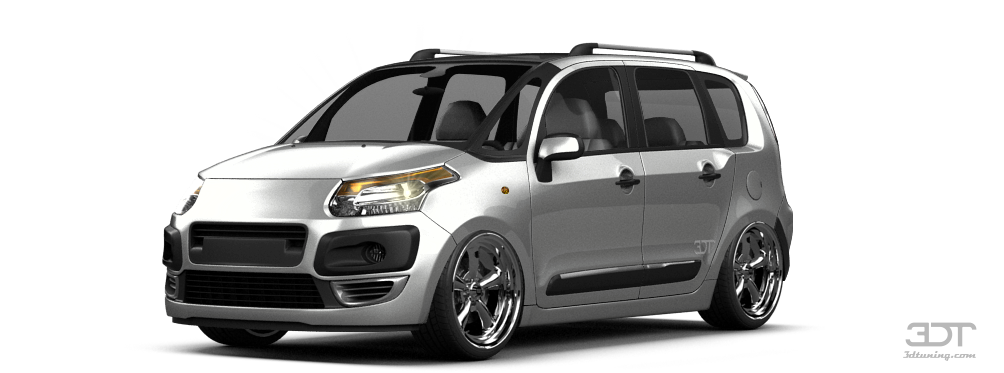 3dtuning of citroen c3 picasso facelift 5 door 2013. Black Bedroom Furniture Sets. Home Design Ideas