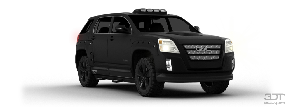 3dtuning Of Gmc Terrain Suv 2010 3dtuning Com Unique On
