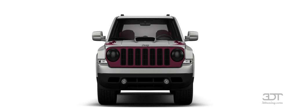 Jeep Patriot SUV 2011
