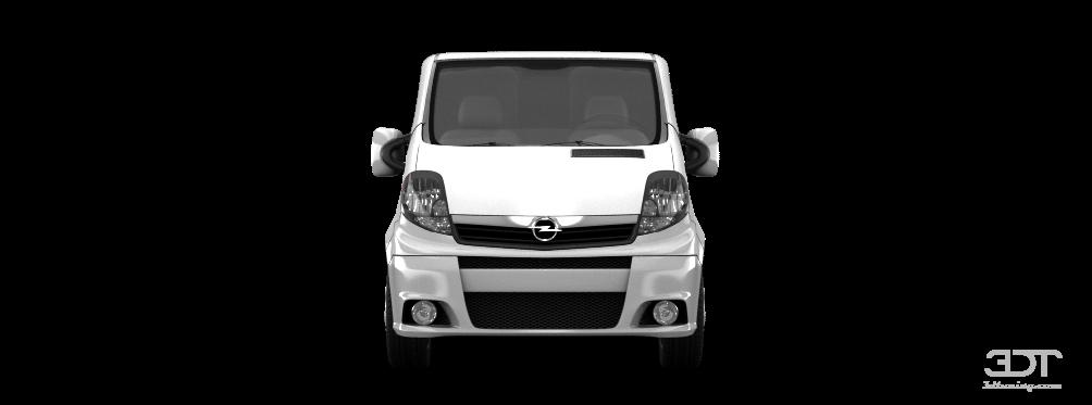 Opel Vivaro'01