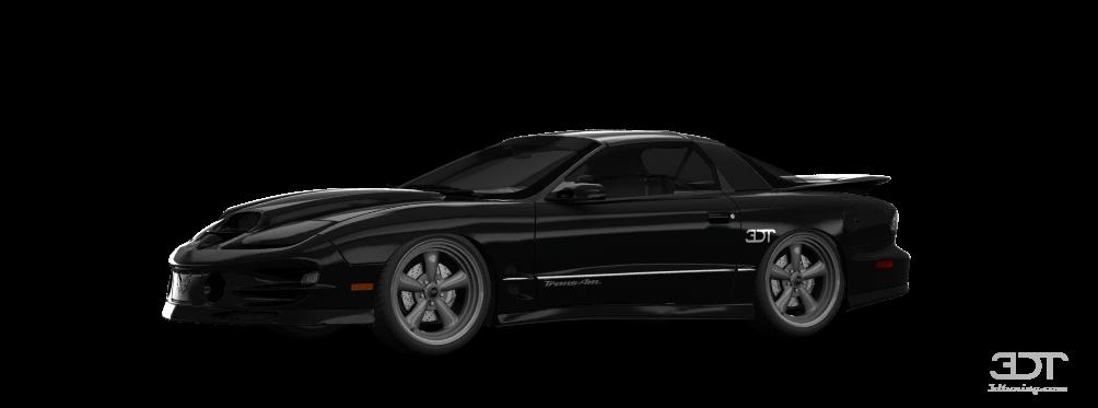 Pontiac Trans Am'02