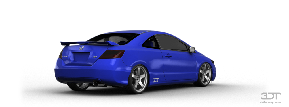 used honda civic  | 3dtuning.com