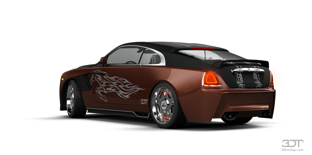 3dtuning of rolls royce wraith coupe 2014 unique on line car configurator for - Ondersteuning fer smeden ...