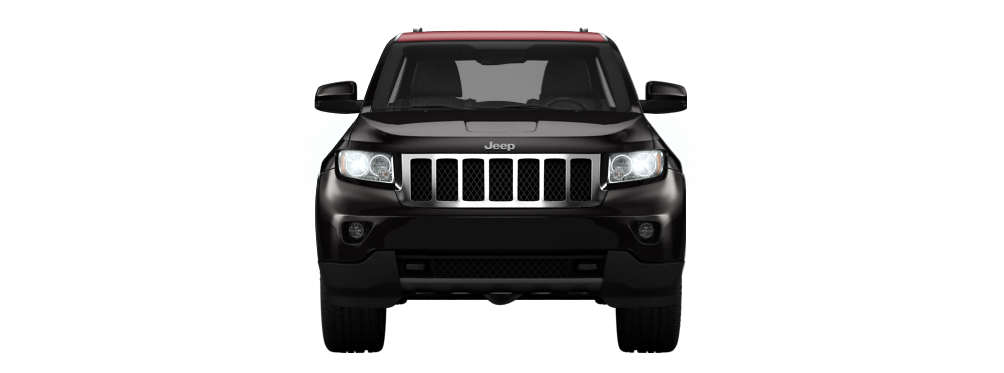 Jeep Grand Cherokee'11