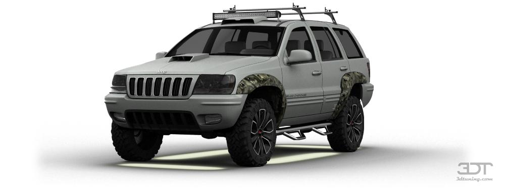 3dtuning Of Jeep Grand Cherokee Suv 2001 3dtuning Com