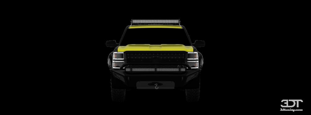 Chevrolet Silverado 1500 Crew Cab Std.'15