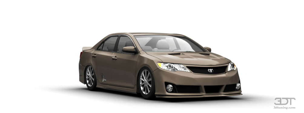 Online Car Parts >> Tuning Toyota Camry USA 2012 online, accessories and spare ...