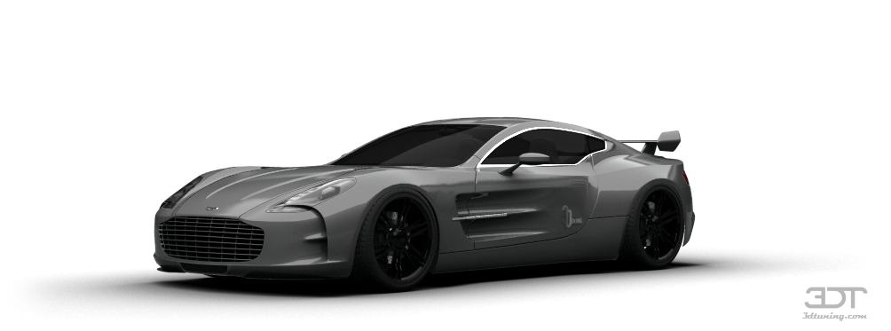 Tuning Aston Martin One 77 Coupe 2012 Online Accessories
