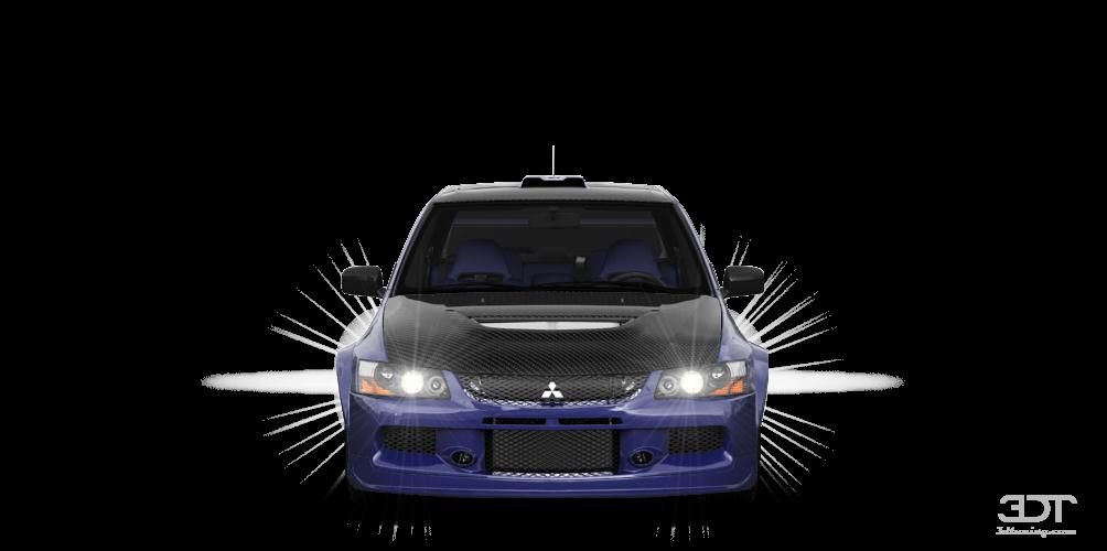 Mitsubishi Lancer Evo IX'05