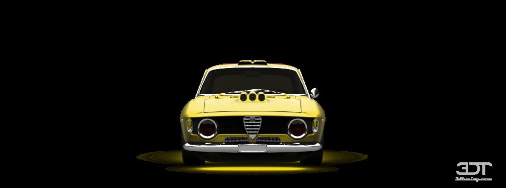Alfa Romeo Giulia Sprint GTA'65