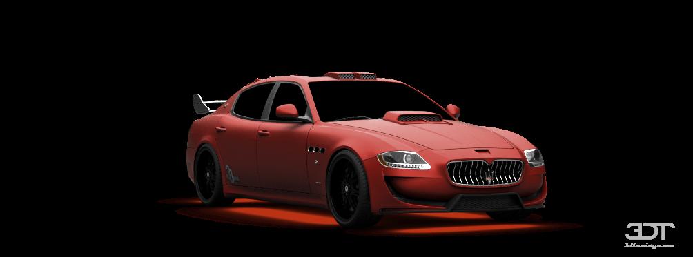 Maserati Quattroporte'09