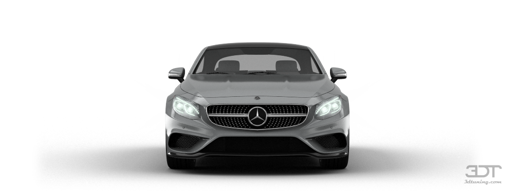 Mercedes S-Class'14