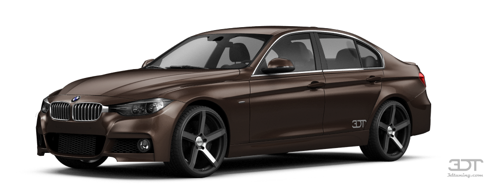 BMW 3 series Sedan 2012 tuning