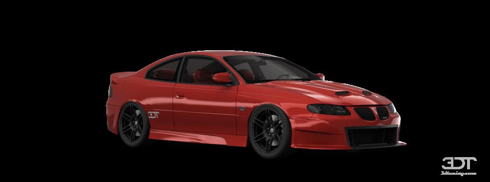 Pontiac GTO Coupe 2004 tuning