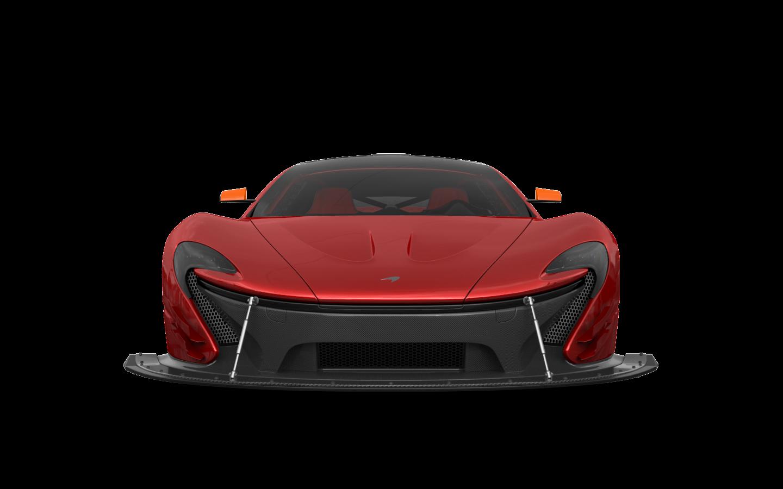 McLaren P1 2 Door Coupe 2013