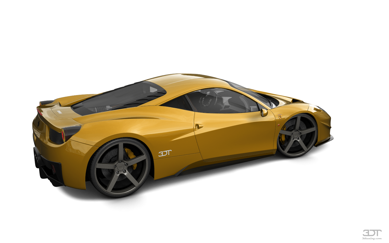 My Perfect Ferrari 458 Italia