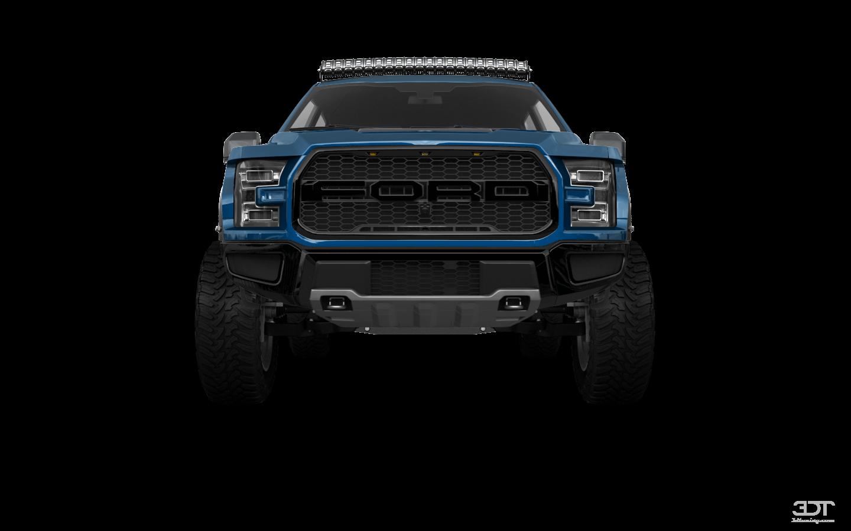 Ford F-150 Raptor'17