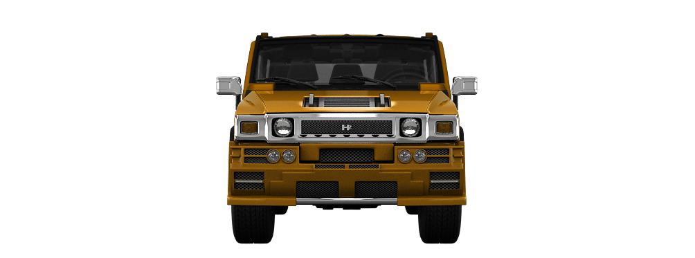 Hummer H-2'03