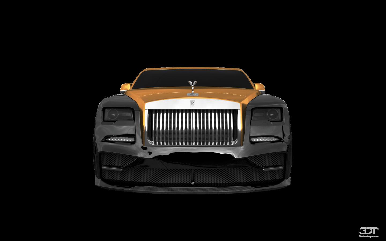 Rolls Royce Wraith 2 Door Coupe 2014