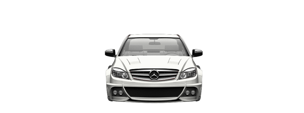 Mercedes C class'07