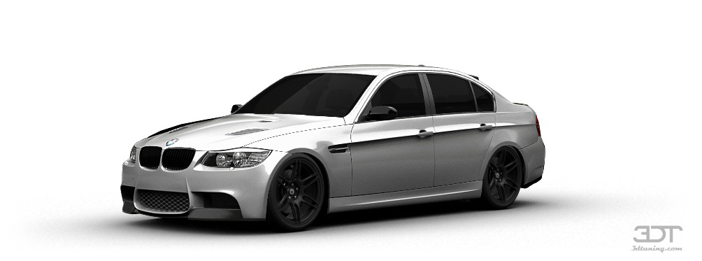 BMW 3 series Sedan 2005 tuning