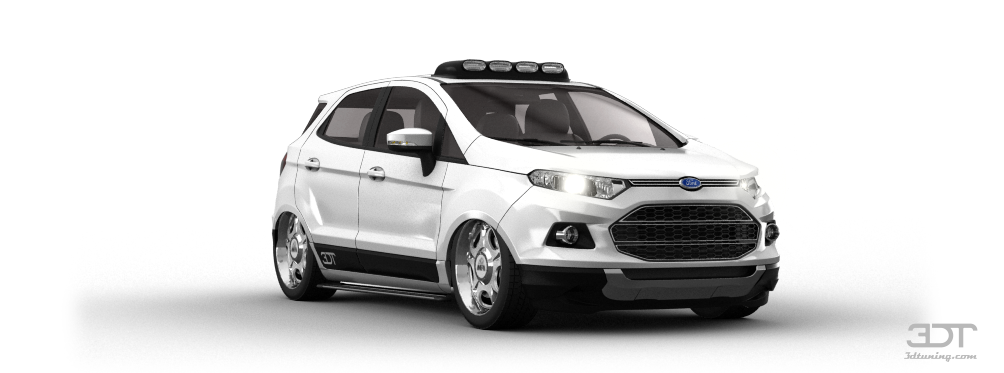3DTuning of Ford EcoSport SUV 2014 3DTuning.com - unique ...