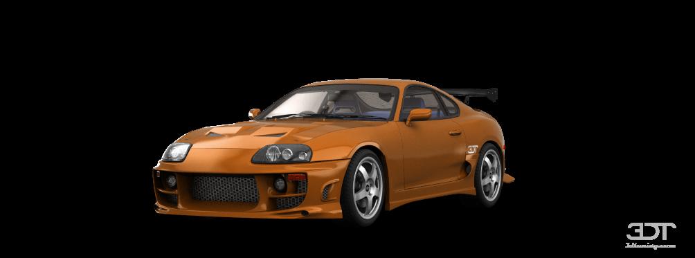 My Perfect Toyota Supra