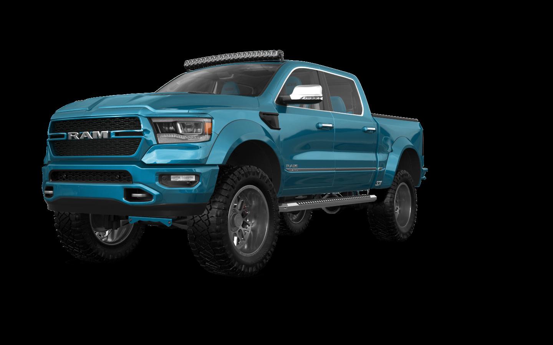 Dodge Ram 1500 4 Door Truck 2019 tuning