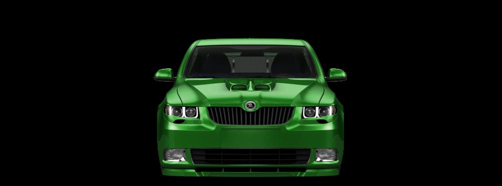 Skoda Superb Sedan 2009