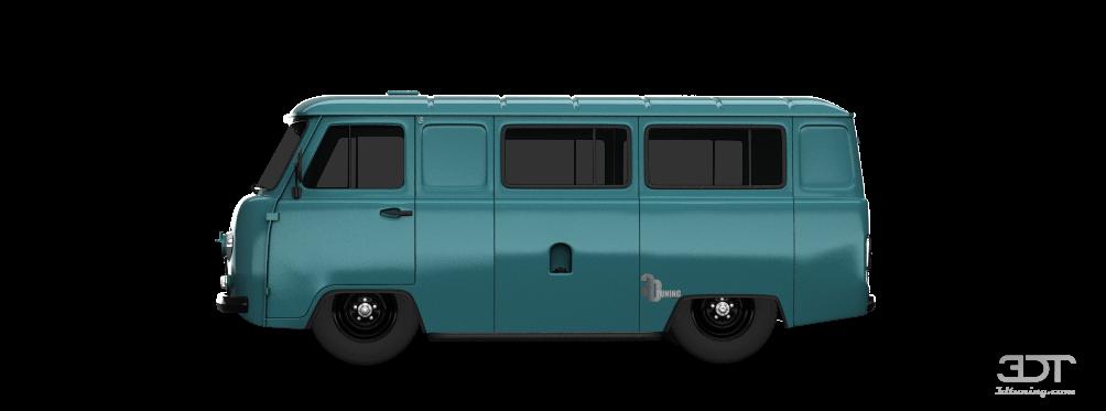 UAZ 452 Van 1965 tuning
