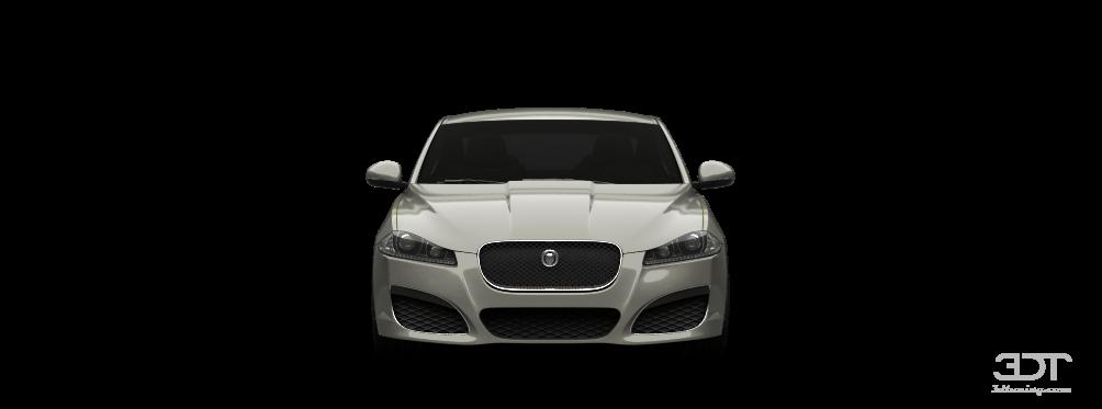 Jaguar XF Sedan 2012