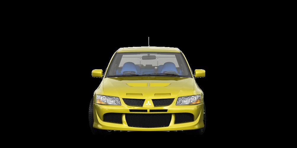 Mitsubishi Lancer Evo IX'06