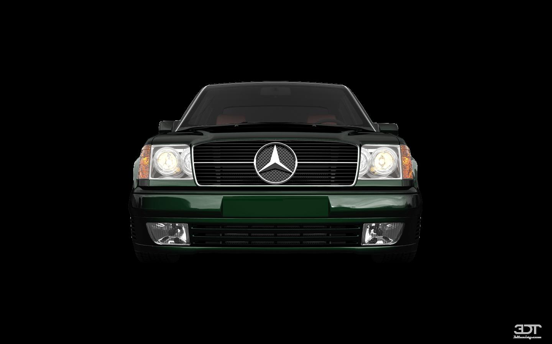 Mercedes E-Class Sedan 1984