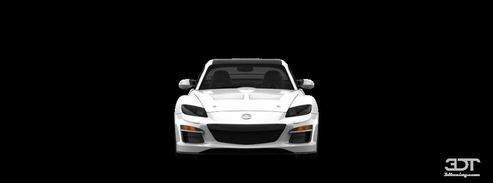 Mazda RX-8 Roadster 2004