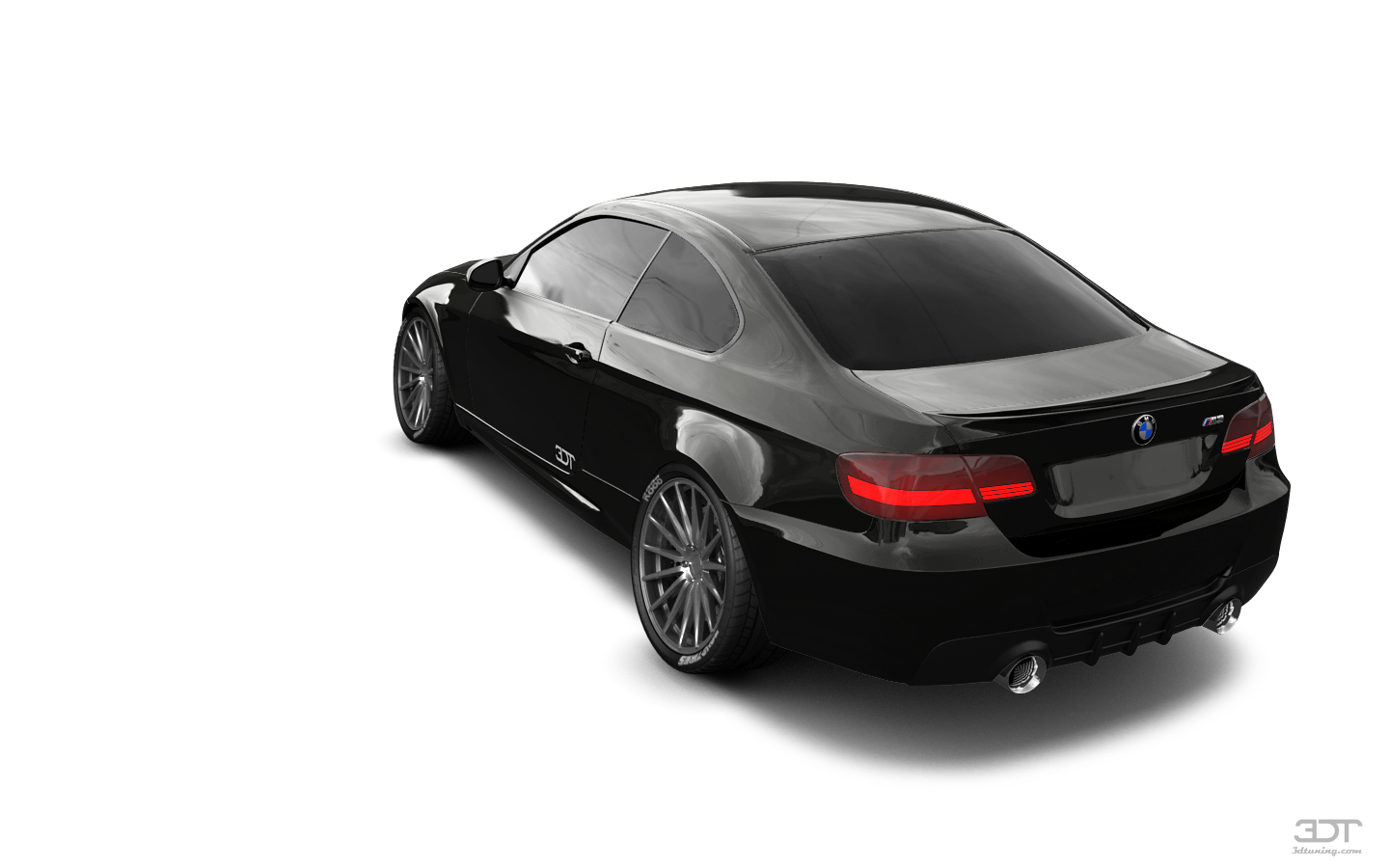 BMW 3 Series 2 Door Coupe 2006 tuning