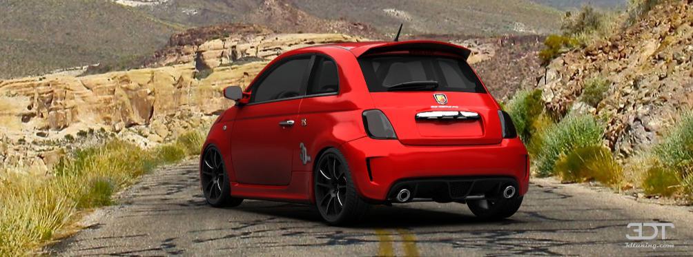 My Perfect Fiat 500 Abarth