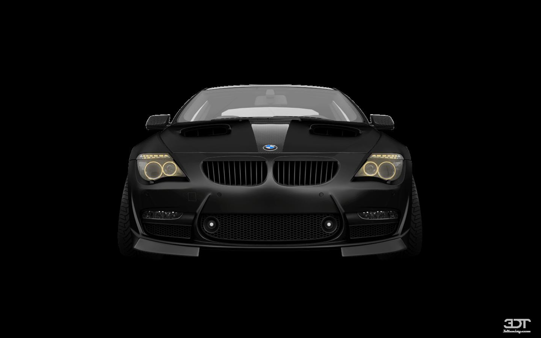 BMW 6 Series 2 Door Coupe 2003