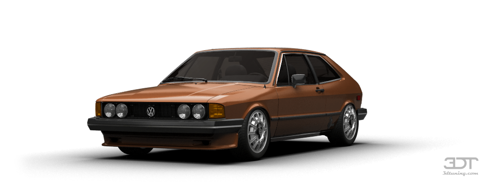 Scirocco Car Painting