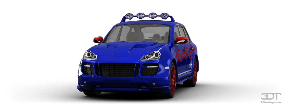 Porsche Cayenne (facelift) Crossover 2007 tuning