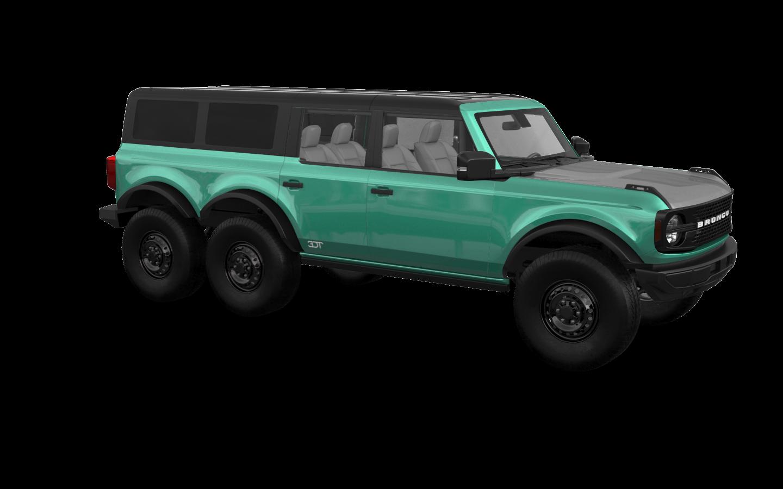 Ford Bronco 6X6'21