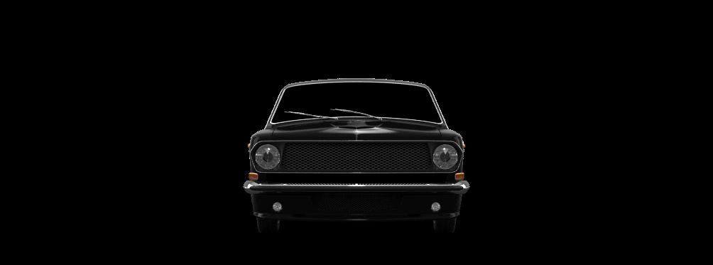 GAZ Volga 24'67