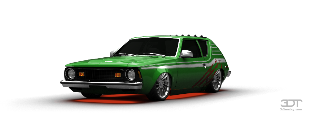 3dtuning Of Amc Gremlin X 3 Door Hatchback 1970 3dtuning Unique