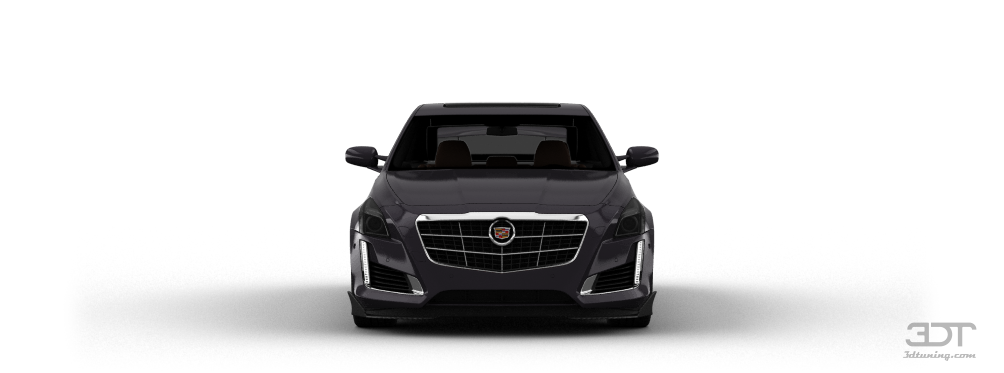 Coming Soon Cadillac CTS'14