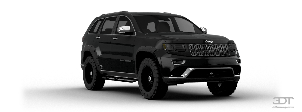 3dtuning Of Jeep Grand Cherokee Suv 2014 3dtuning Com