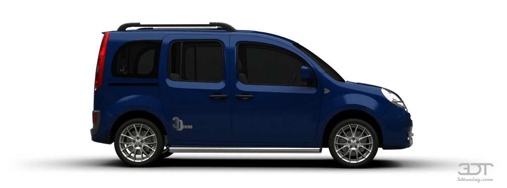 3dtuning of renault kangoo van 2008 unique. Black Bedroom Furniture Sets. Home Design Ideas