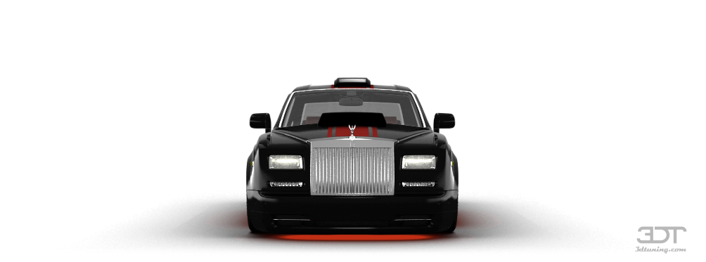 Rolls Royce Phantom'12