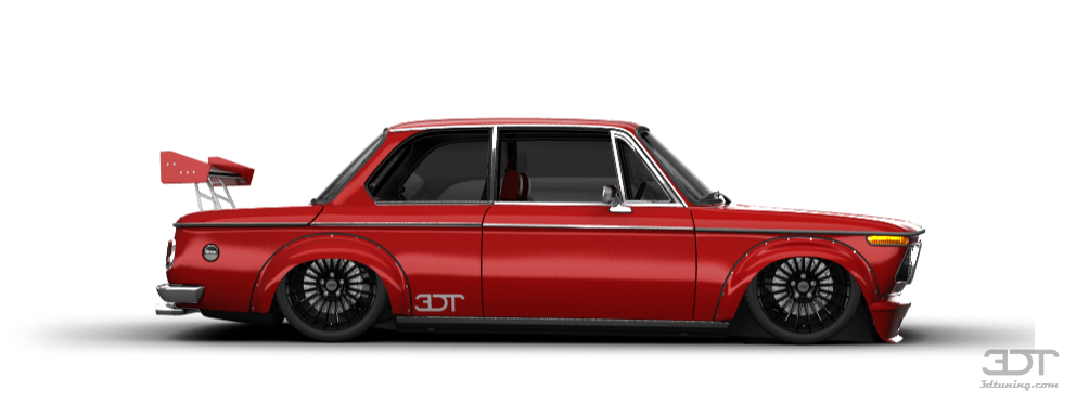 3dtuning Of Bmw 2002 Coupe 1973 3dtuning Com Unique On